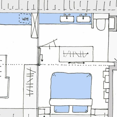 zolder, indeling, slaapzolder, attick, layout, zolderverdieping ...